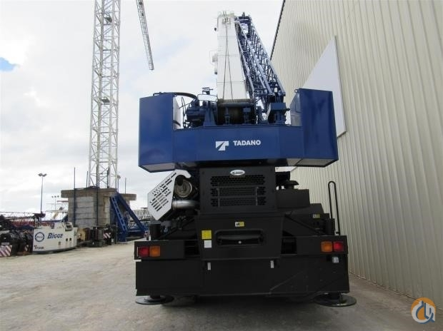 2019 TADANO GR1000XL-3 Crane for Sale in Houston Texas on CraneNetwork.com