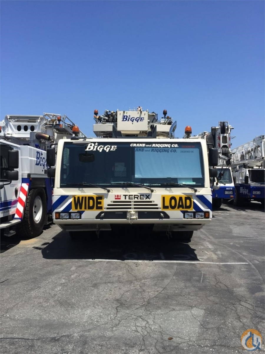2012 TEREX AC140 Crane for Sale in San Leandro California on CraneNetwork.com