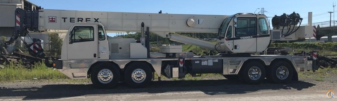 2016 TEREX T560 Crane for Sale in North Syracuse New York on CraneNetwork.com