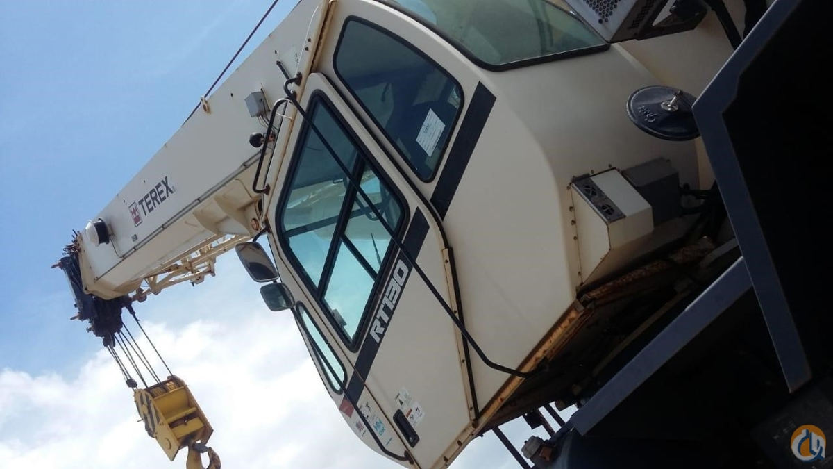 2012 TEREX RT130 Crane for Sale on CraneNetwork.com