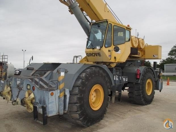 2001 GROVE RT760E Crane for Sale in San Leandro California on CraneNetwork.com