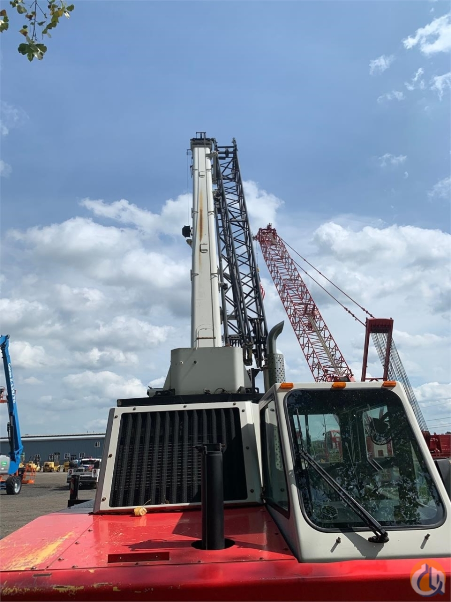 2007 LINK-BELT HTC-8690 Crane for Sale in North Syracuse New York on CraneNetwork.com