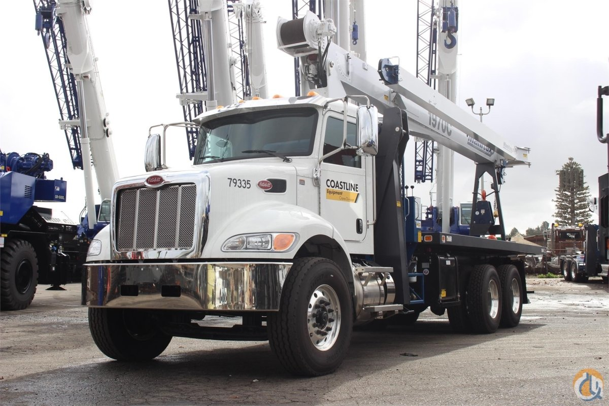 2019 MANITEX 1970C Crane for Sale or Rent in Santa Ana California on CraneNetwork.com