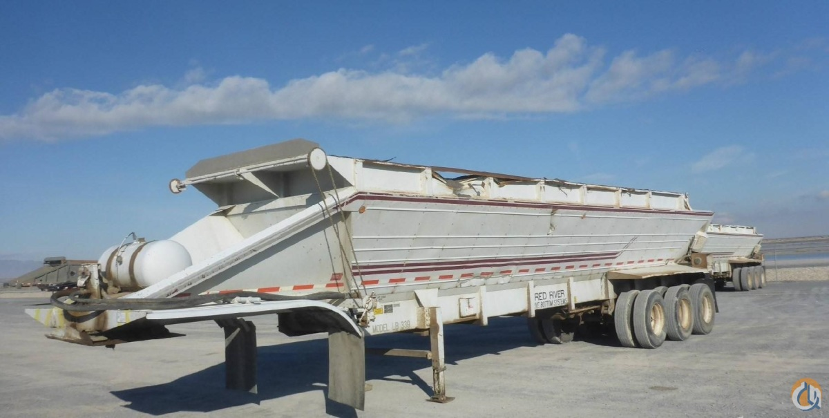 1996 RED RIVER  Trailers RED RIVER Red River Equipment Sales Inc. 18253 on CraneNetwork.com