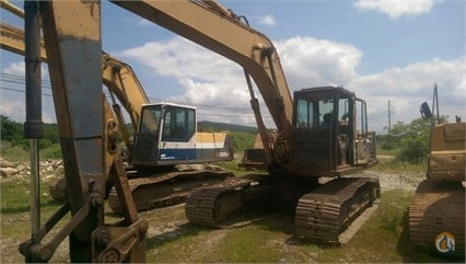1987 Komatsu PC200-3 Crawler KOMATSU PC200-3 Big D Heavy Equipment 286 on CraneNetworkcom