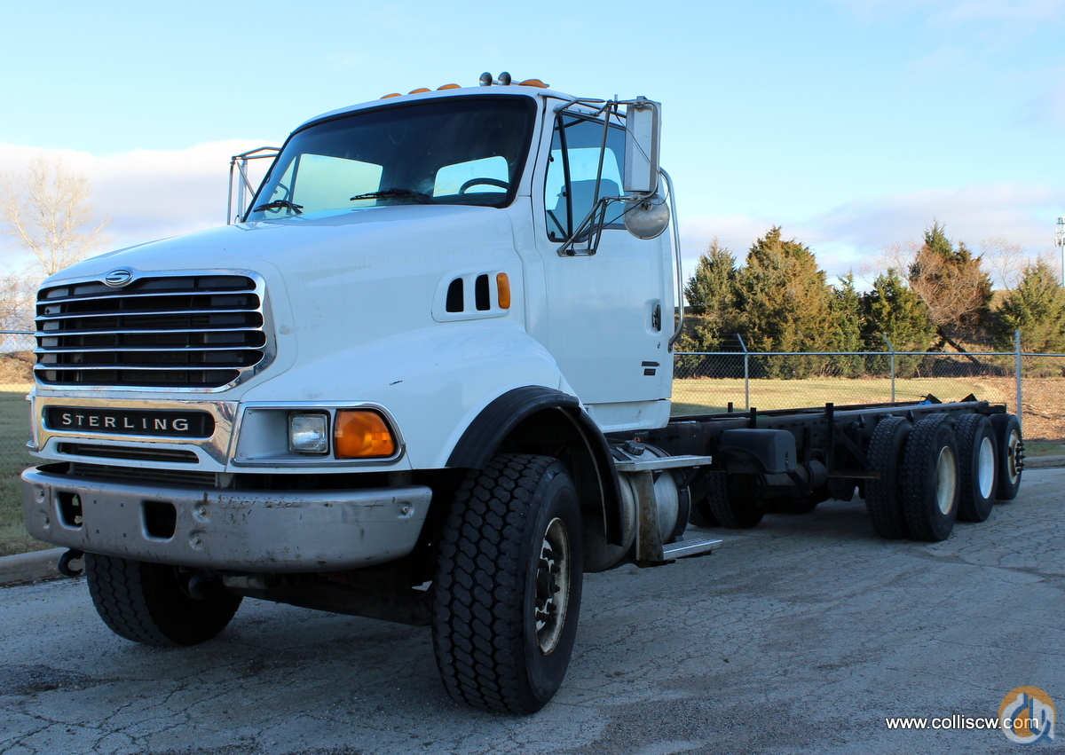 Used 2006 Sterling LT9513 chassis Cab  Chassis Trucks STERLING LT9513 CraneWorks Inc. 23835 on CraneNetwork.com