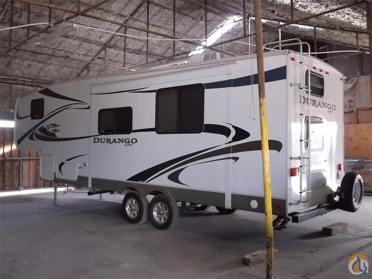 2010 K-Z INC DURANGO 1500 D295BH Trailers K-Z INC DURANGO 1500 D295BH North Texas Crane 190 on CraneNetwork.com