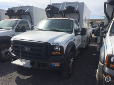 2007 Ford F550 4x4 Air Compressors FORD F550 4x4 J.J. Kane Auctioneers 22202 on CraneNetwork.com