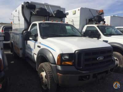 2007 Ford F550 4x4 Air Compressors FORD F550 4x4 J.J. Kane Auctioneers 22203 on CraneNetwork.com