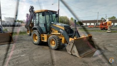 2009 John Deere 310J 4x4 Loader Backhoes JOHN DEERE 310J 4x4 JJ Kane Auctioneers 22620 on CraneNetworkcom