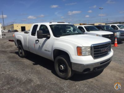 2008 GMC C2500HD Cars  SUV  Trucks  Vans GMC C2500HD J.J. Kane Auctioneers 22765 on CraneNetwork.com