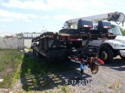 2005 Trail King TK24LP Flatbed Trucks  Trailer TRAIL KING TK24LP J.J. Kane Auctioneers 23380 on CraneNetwork.com
