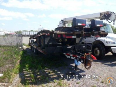 2005 Trail King TK24LP Flatbed Trucks  Trailer TRAIL KING TK24LP JJ Kane Auctioneers 23381 on CraneNetworkcom