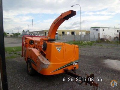 2008 Vermeer BC1000XL Wood Chipper VERMEER BC1000XL J.J. Kane Auctioneers 22369 on CraneNetwork.com