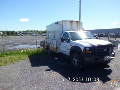 2007 Ford F450 Service  Utility Trucks FORD F450 J.J. Kane Auctioneers 23216 on CraneNetwork.com