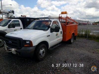2005 Ford F350 Service  Utility Trucks FORD F350 J.J. Kane Auctioneers 23163 on CraneNetwork.com