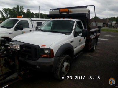 2005 Ford F450 4x4 Dump Trucks  Trailers FORD F450 4x4 J.J. Kane Auctioneers 22435 on CraneNetwork.com