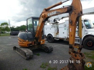 2006 Case CX50B Excavators CASE CX50B J.J. Kane Auctioneers 22478 on CraneNetwork.com