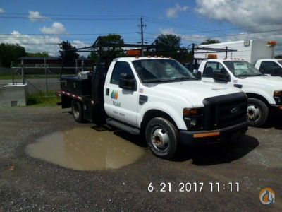 2008 Ford F350 Service  Utility Trucks FORD F350 J.J. Kane Auctioneers 23171 on CraneNetwork.com