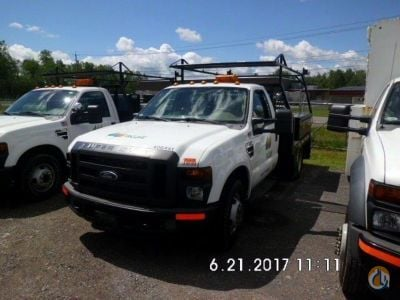 2008 Ford F350 Service  Utility Trucks FORD F350 J.J. Kane Auctioneers 23172 on CraneNetwork.com