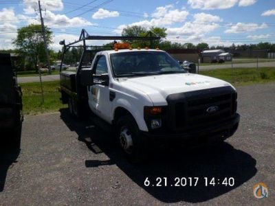 2008 Ford F350 Service  Utility Trucks FORD F350 JJ Kane Auctioneers 23173 on CraneNetworkcom
