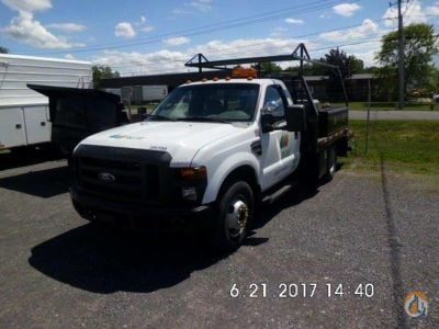 2008 Ford F350 Service  Utility Trucks FORD F350 J.J. Kane Auctioneers 23173 on CraneNetwork.com