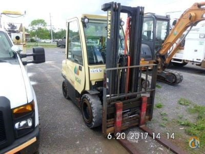 2008 Hyster H60FT Forklifts HYSTER H60FT J.J. Kane Auctioneers 22589 on CraneNetwork.com
