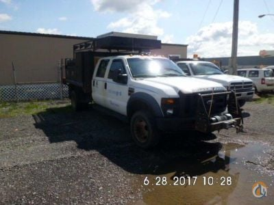 2008 Ford F550 4x4 Flatbed Trucks  Trailer FORD F550 4x4 J.J. Kane Auctioneers 22546 on CraneNetwork.com