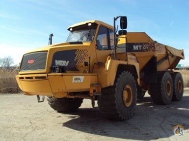 2006 MOXY MT41 Dump Trucks  Trailers MOXY MT41 Howell Tractor and Equipment LLC 16404 on CraneNetwork.com