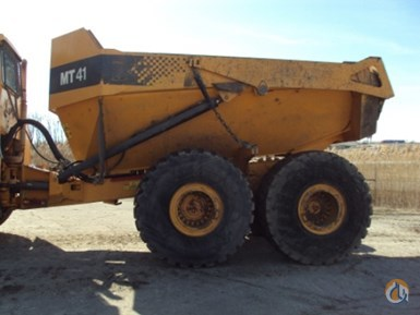 2006 MOXY MT41 Dump Trucks  Trailers MOXY MT41 Howell Tractor and Equipment LLC 16405 on CraneNetworkcom