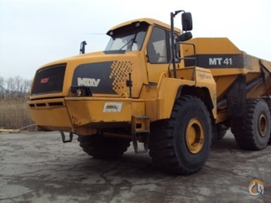 2006 MOXY MT41 Dump Trucks  Trailers MOXY MT41 Howell Tractor and Equipment LLC 16407 on CraneNetwork.com