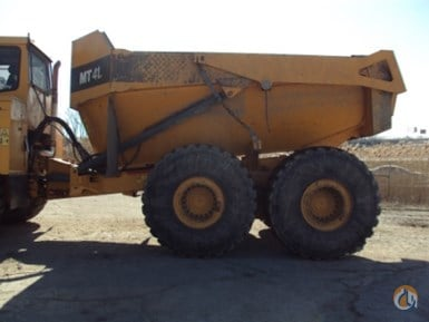 2006 MOXY MT41 Dump Trucks  Trailers MOXY MT41 Howell Tractor and Equipment LLC 16408 on CraneNetwork.com