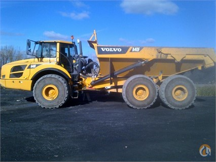 2 2012 Volvo A40F  Off-Highway Trucks VOLVO A40F Big D Heavy Equipment 123 on CraneNetwork.com