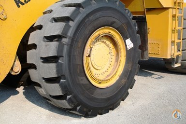 2011 Kawasaki 115ZV-2 Wheel Loaders KAWASAKI 115ZV-2 Howell Tractor and Equipment LLC 16385 on CraneNetwork.com
