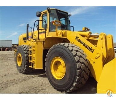 2012 Kawasaki 95ZV-2 Wheel Loaders KAWASAKI 95ZV-2 Howell Tractor and Equipment LLC 16384 on CraneNetwork.com