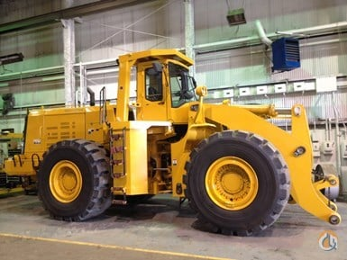 2000 Kawasaki 115ZIV-2 Wheel Loaders KAWASAKI 115ZIV-2 Howell Tractor and Equipment LLC 16387 on CraneNetworkcom