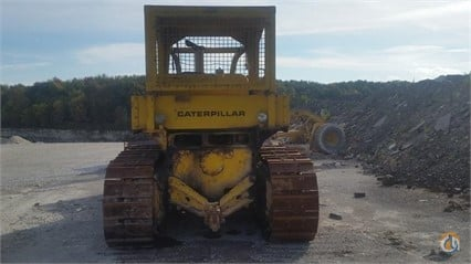 1969 Caterpillar D8H Crawler CATERPILLAR D8H Big D Heavy Equipment 247 on CraneNetwork.com