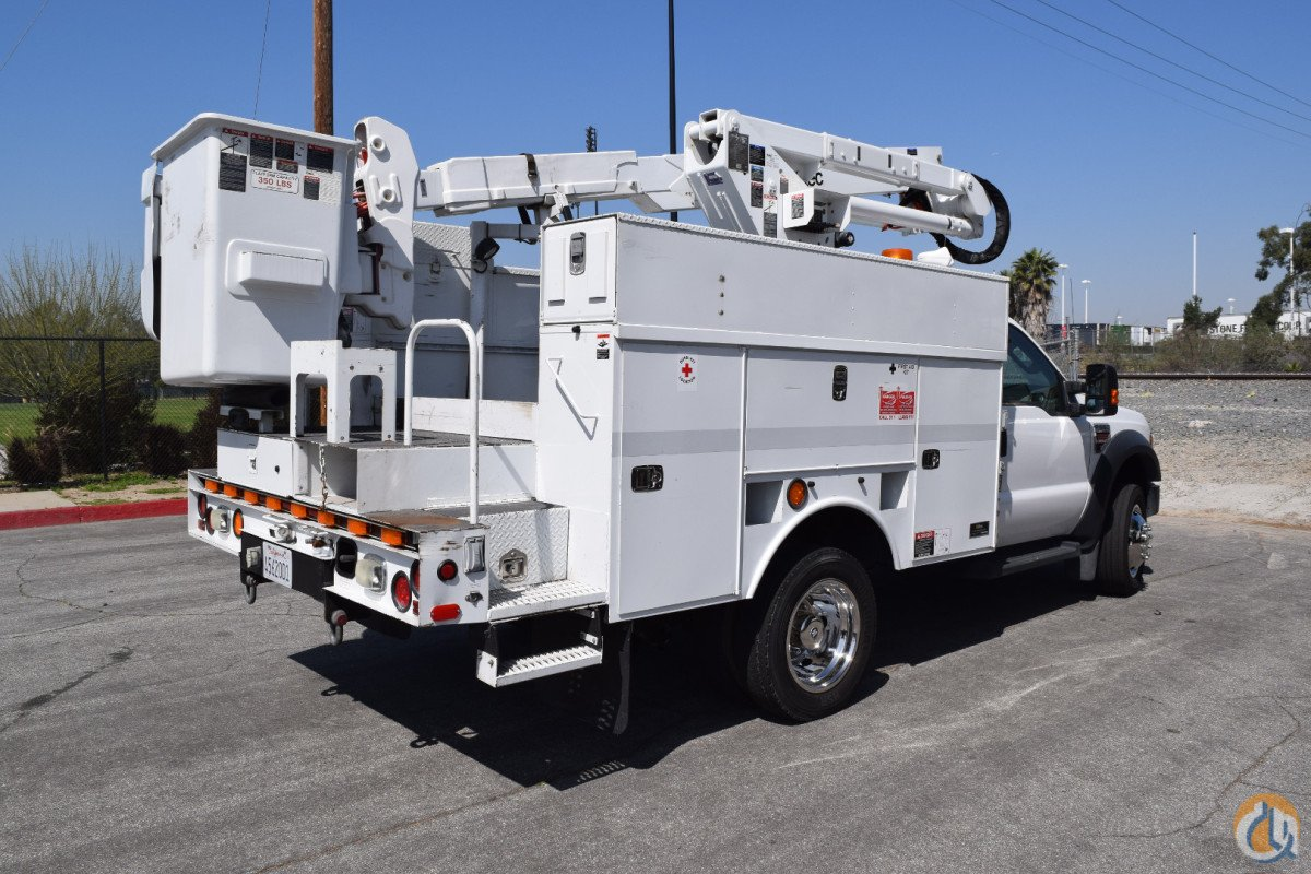 2009 Ford F550 Altec AT37-G 42 Bucket Truck Bucket Truck ALTEC AT37-G Big Truck amp Equipment Sales LLC 21976 on CraneNetworkcom