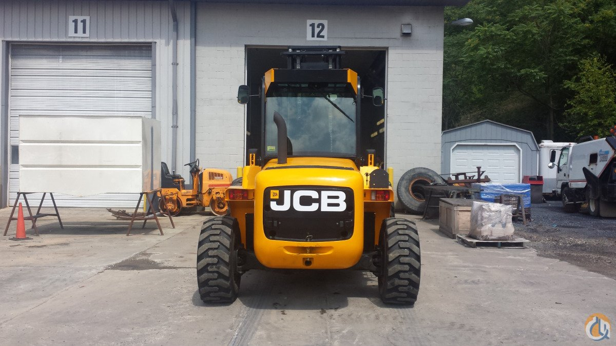 2014 JCB 950 Mast JCB 950 Stephenson Equipment Inc. 302 on CraneNetwork.com