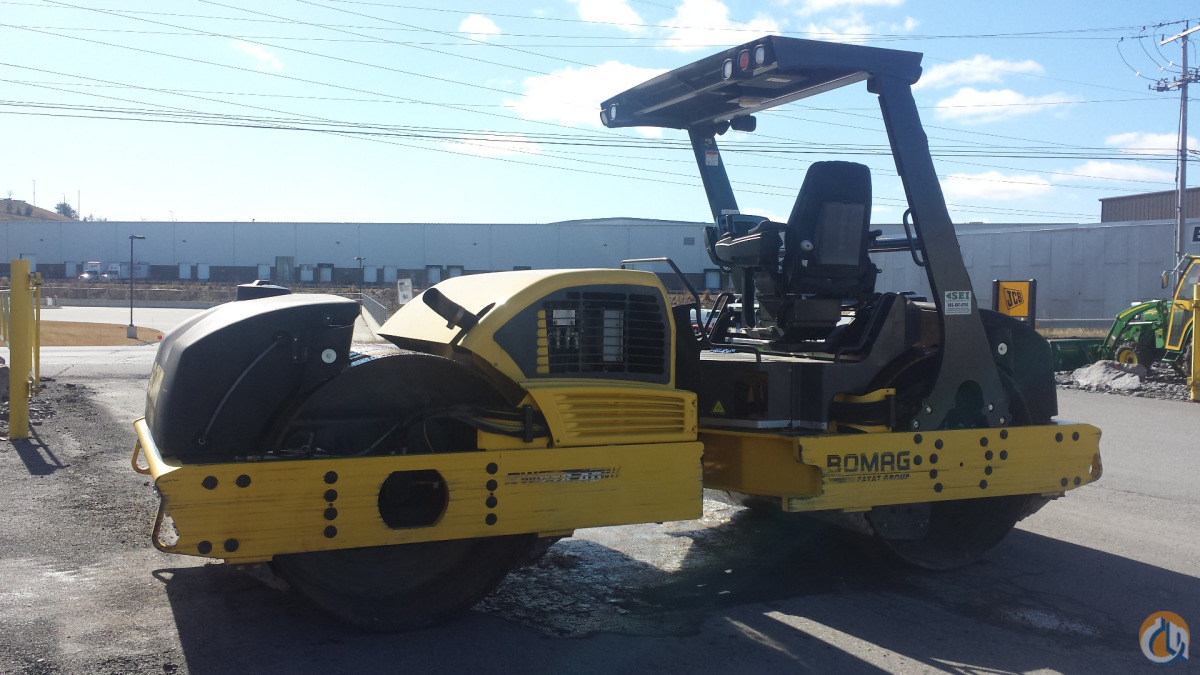 2012 BOMAG BW278AD-4 Smooth Drum BOMAG BW278AD-4 Stephenson Equipment Inc. 289 on CraneNetwork.com