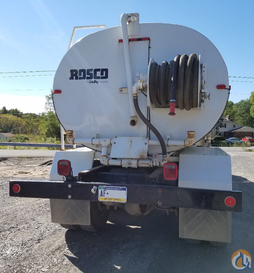 2013 Rosco DS4000 Mounted on 1994 Peterbilt 357 Truck PETERBILT 357 Stephenson Equipment Inc 16328 on CraneNetworkcom