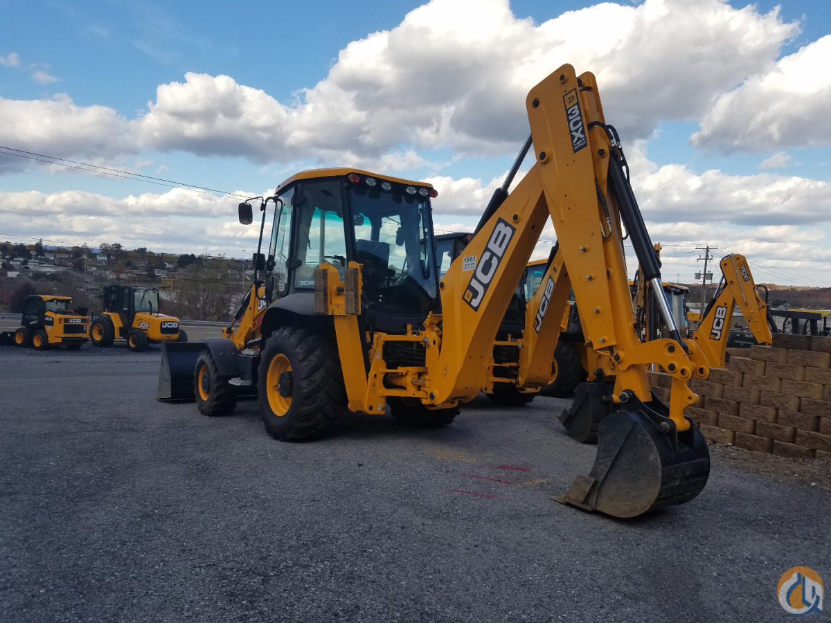 Like New JCB 3CX14 Loader Backhoes JCB 3CX14  Stephenson Equipment Inc. 18300 on CraneNetwork.com