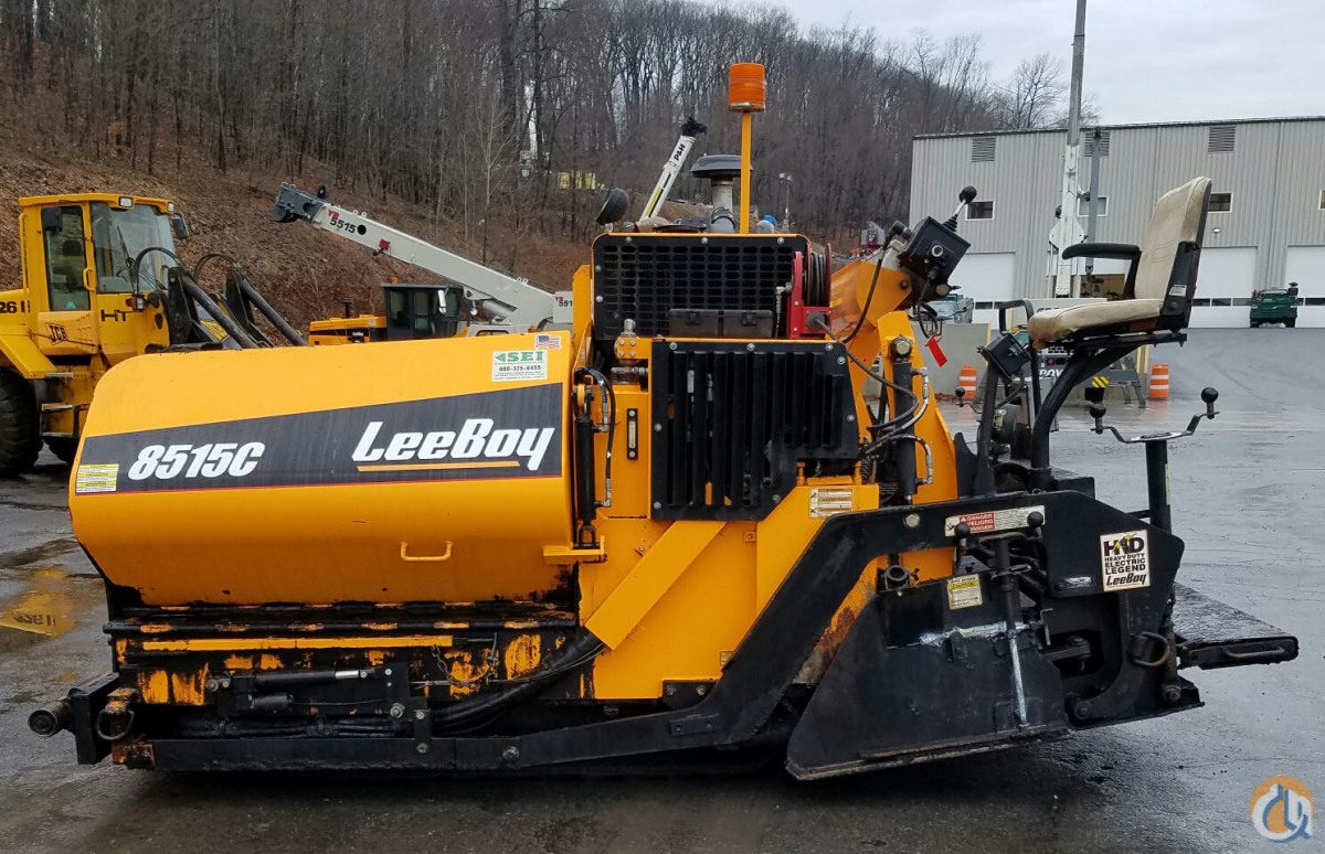 2014 LeeBoy 8515C Asphalt  Pavers  Concrete Equipment LEEBOY 8515C Stephenson Equipment Inc. 18901 on CraneNetwork.com