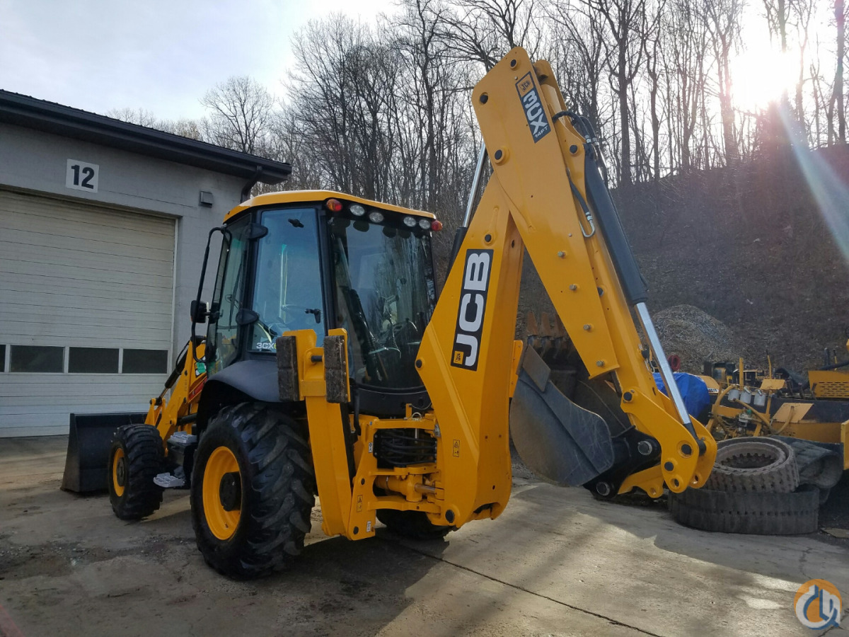 Like New 67 Hours Loader Backhoes JCB 3CX14  Stephenson Equipment Inc. 19346 on CraneNetwork.com