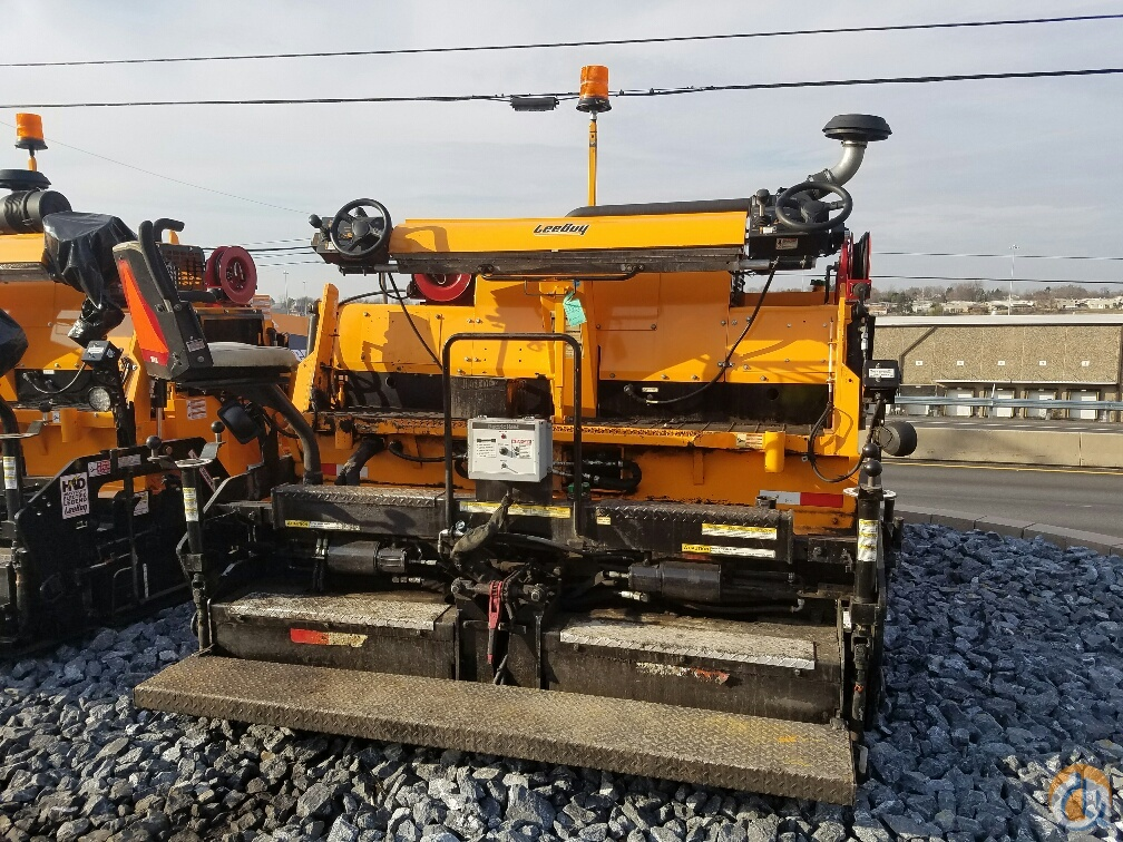 2014 LeeBoy 8515C Asphalt  Pavers  Concrete Equipment LEEBOY 8515C Stephenson Equipment Inc. 20488 on CraneNetwork.com