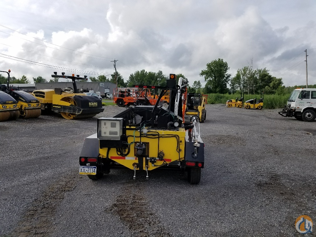 Great Conditon Stepp OJK Asphalt  Pavers  Concrete Equipment STEPP OJK185 Stephenson Equipment Inc. 23705 on CraneNetwork.com