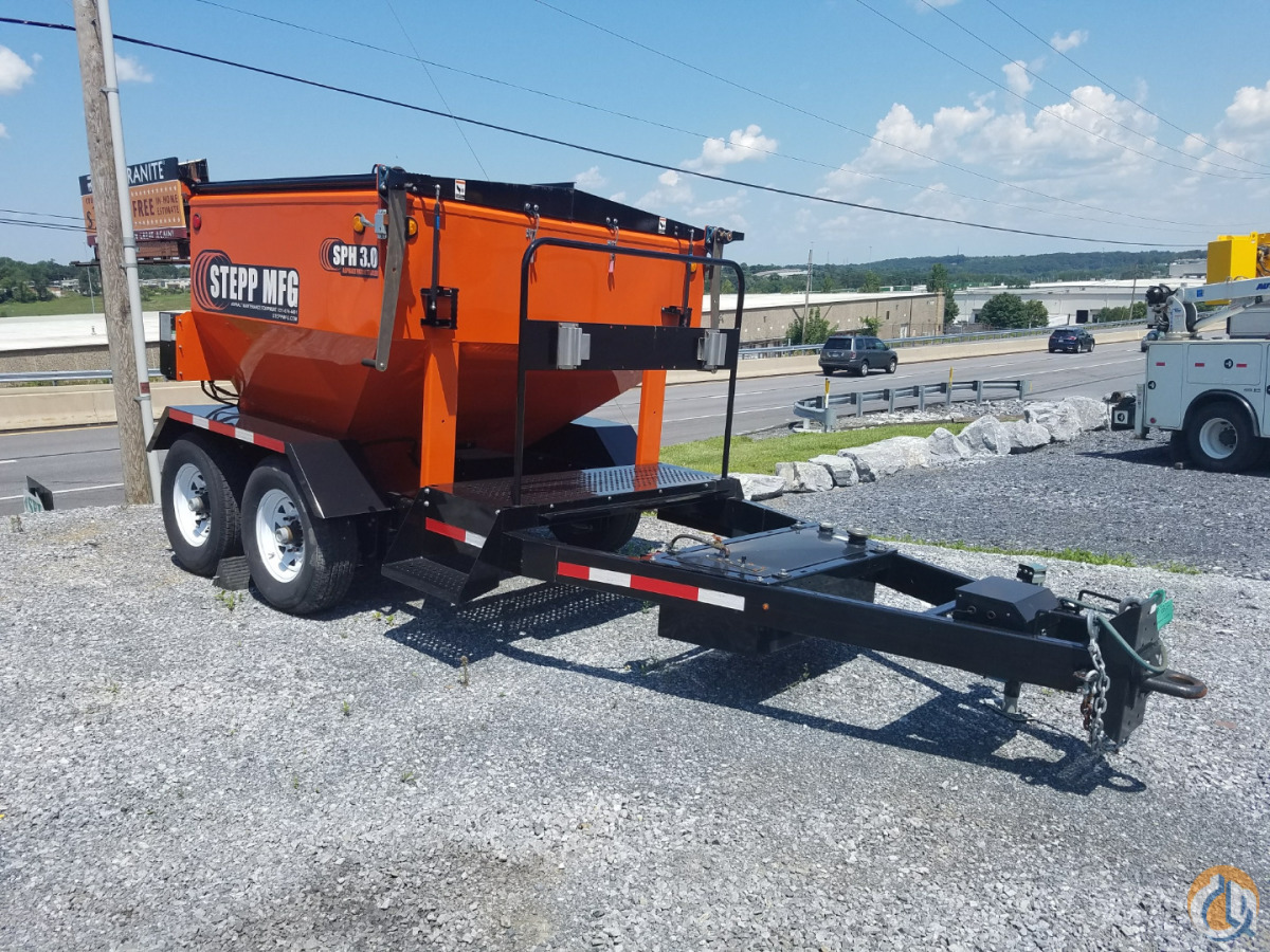 2014 STEPP SPH3.0 Asphalt  Pavers  Concrete Equipment STEPP SPH3.0 Stephenson Equipment Inc. 23808 on CraneNetwork.com