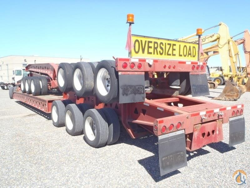 1998 TRAIL KING FF2146 Trailers TRAIL KING FF2146 Equipment Sales Inc. 18257 on CraneNetwork.com