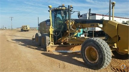 2011 Caterpillar 140M2 Motor Graders CATERPILLAR 140M2 Big D Heavy Equipment 242 on CraneNetwork.com