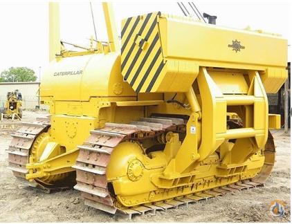 2011 CAT 594H Pipelayers CATERPILLAR 594H Pacific Cranes amp Equipment Sales Corp. 16307 on CraneNetwork.com